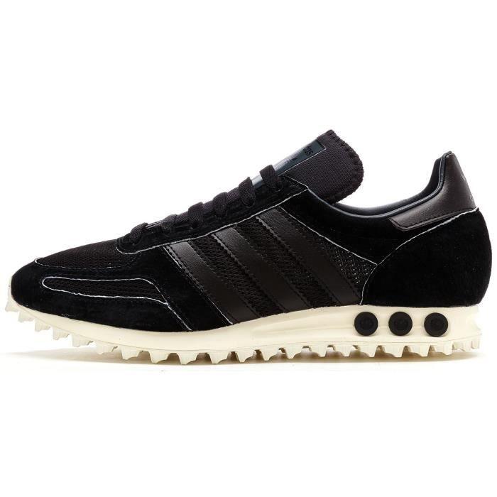 Adidas Originals Los Angeles OG Chaussures de sporten Core Noir - Dark Shale BB1203 [UK 9.5EU 44]