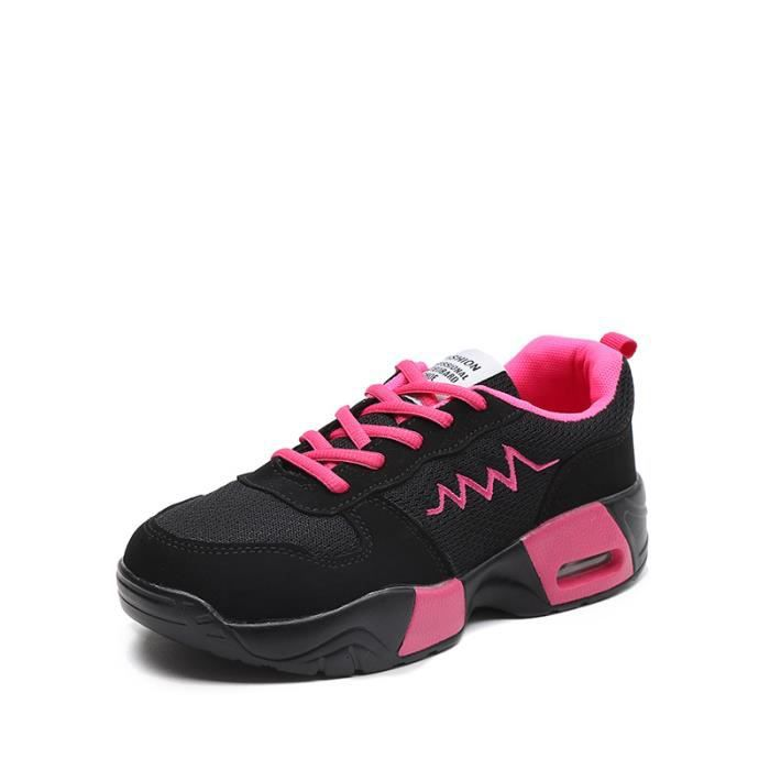 baskets Femme Chaussures Loisirs Coussin d'air chaussures KzdXHv6fh