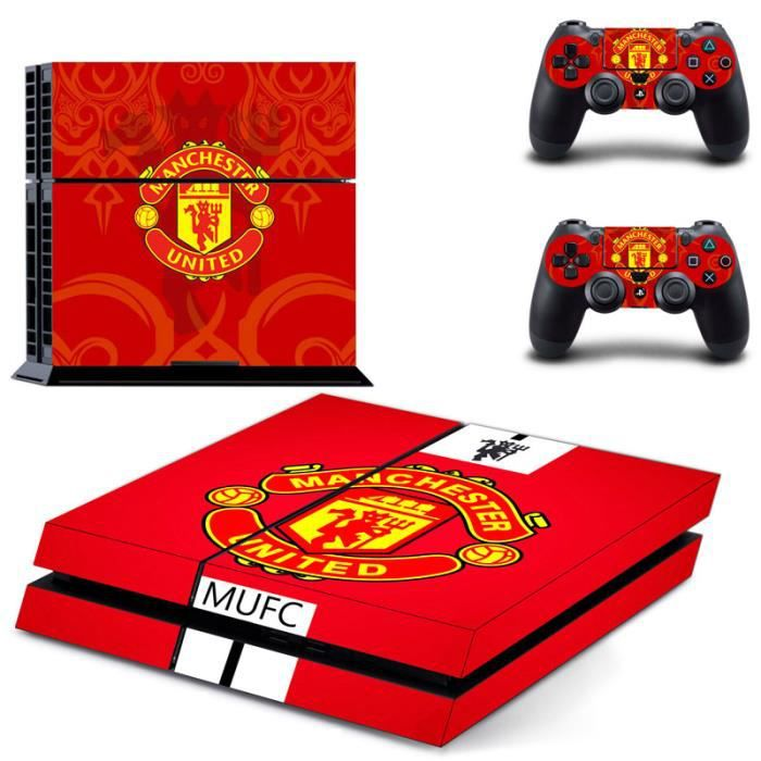 Jwmall 174 Manchester United Fc Set De Stickers Et Protection