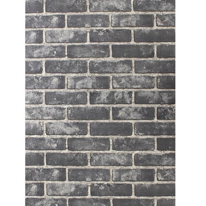 excellent m d brique papier peint fond mur mural wallpaper decoration pr chambre salon vert noir. Black Bedroom Furniture Sets. Home Design Ideas