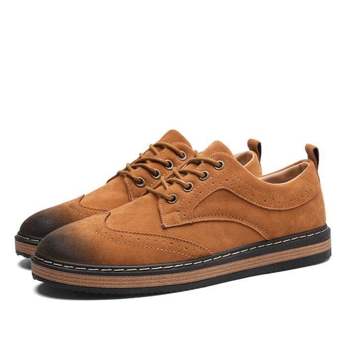 Grande Sneaker AntidéRapant Course De Mode Chaussures britannique Brand Chaussure Hommes Taille De Homme Style Respirant rqrxgO1