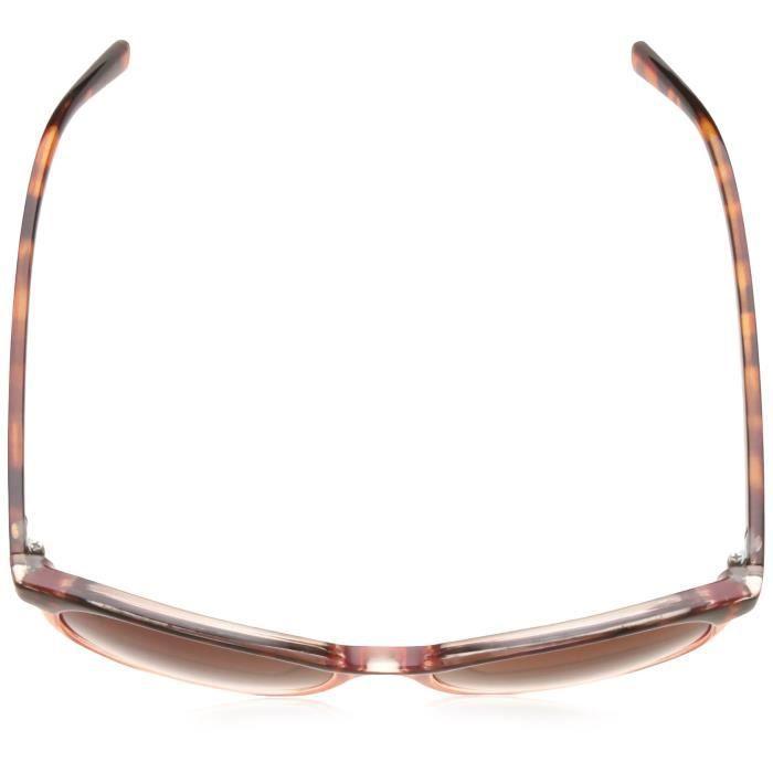 Mtv Gradient Cat Eye Sunglasses - (-135-c2|56|brown Color) G998Y