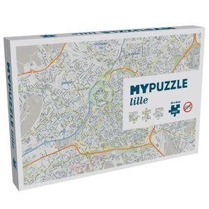 PUZZLE Puzzle 1000 pièces : My Puzzle Lille