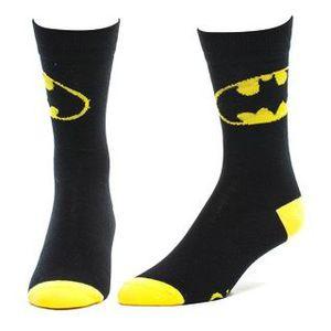 CHAUSSETTES BATMAN Chaussette taille 39-42 Logo