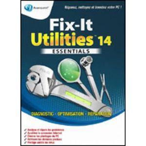 UTILITAIRE Fix-It Utilities 14 Essentials-(PC en Téléchargeme