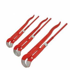 CLE A GRIFFE Lot de 3 clés de serrage suédoises KS 1' - 1'1/2 -