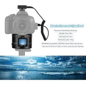 Andoer MA2 Electrique Tête Panoramique Rotule avec LCD Ecran intégrée  Batterie rechargeable pour Canon Nikon Sony f76d77e1991d