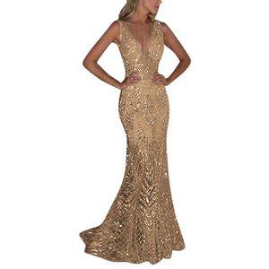 d96aab62547 ROBE Minetom Robe Femme Couleur Unie à Épaule Dénudées