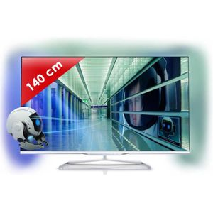Téléviseur LED TV LED plus de 52 pouces PHILIPS - 55PFL7108H/12 E