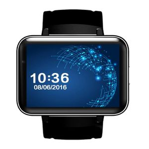 Téléphone portable Montre Connectée Android IPS Tactile 2,2 Pouces GP