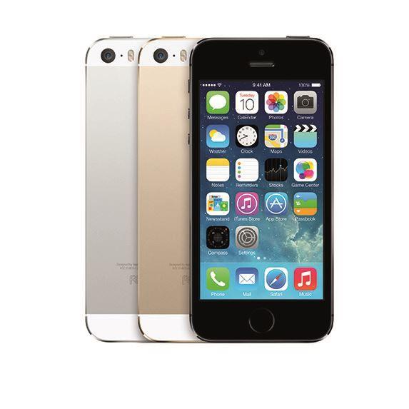 Apple IPhone 5S 16 GB Argent