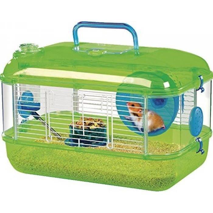 cage pour hamster souris achat vente pas cher. Black Bedroom Furniture Sets. Home Design Ideas