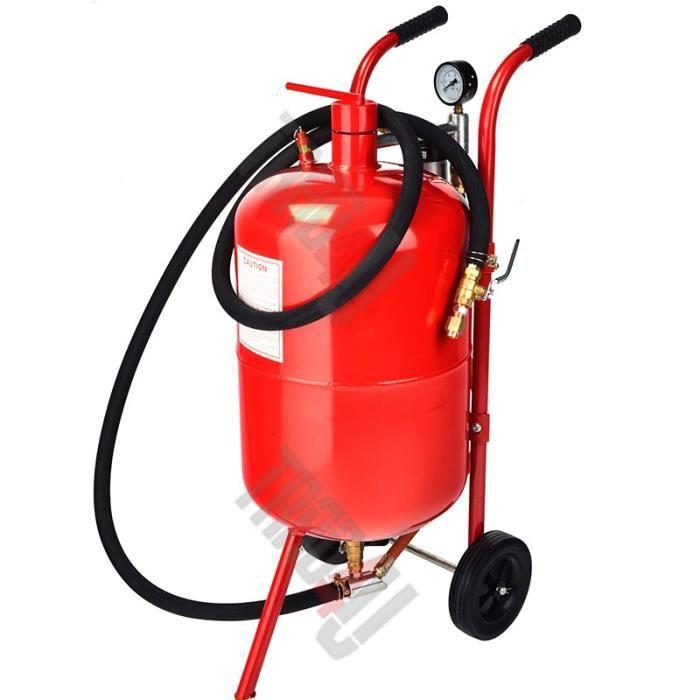 SABLEUSE SB 20 Sableuse mobile 75 litres avec accessoires -