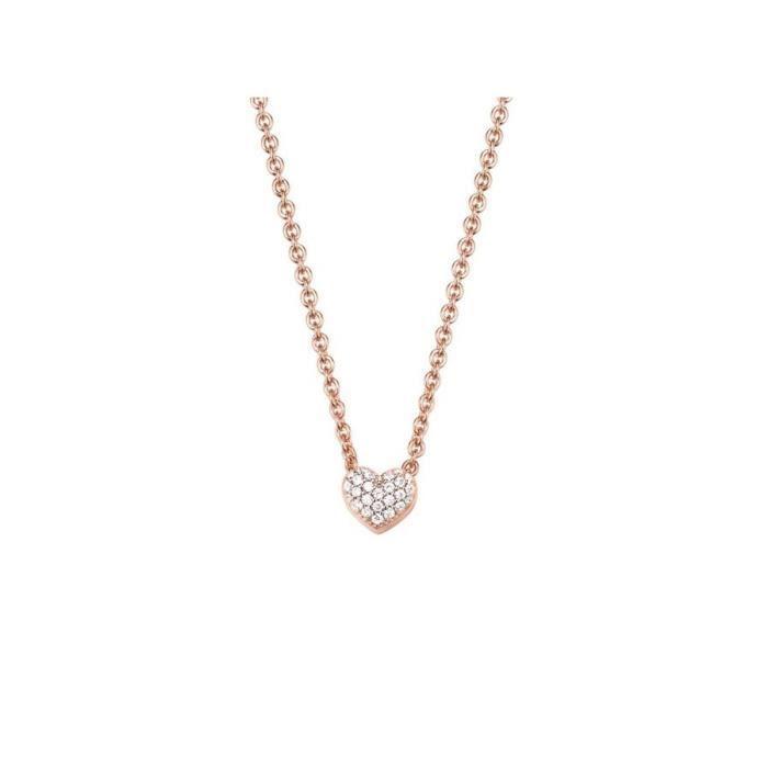 Esprit - ESNL92942C420 - Collier Femme - Argent 925-1000 - Oxyde de Zirconium