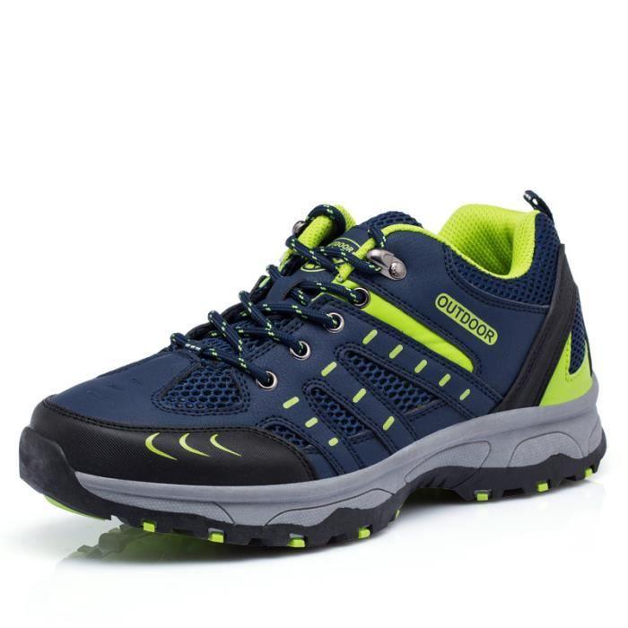l'usure à route à trempage de outdoor chaussures Basket résistantes respirantes hors mailles Chaussures xqBZwnR7