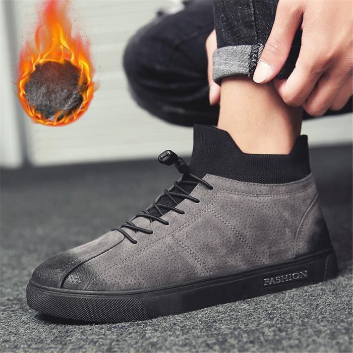 Bottine De Neige Plus De Couleur2018 Chaussures De Marque De Luxe yVOgh2FlR
