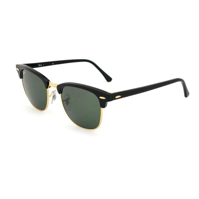 W0365 Achat RB3016 51mm de BAN soleil RAY Lunettes CLUBMASTER S78x06q