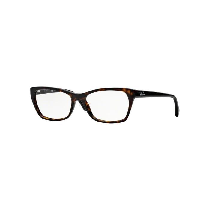Lunettes de vue Ray-Ban Femme RX5298 2012 Écaille 55 x 38,6 - Achat   Vente lunettes  de vue Lunettes de vue Ray-Ban Fe... Femme Adulte - Soldes  dès le 9 ... 52d373af35a9
