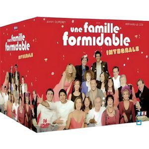 DVD SÉRIE DVD Coffret intégrale une famille formidable
