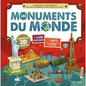 DOCUMENTAIRE ENFANT Les monuments du monde. L'histoire et les secrets