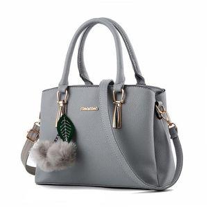 a565966dc5c46 Sac à main Nouvelle Mode sac à main De Luxe Femmes Sacs Designer sac à main  de marque pour femme qualité supérieure gris agréable