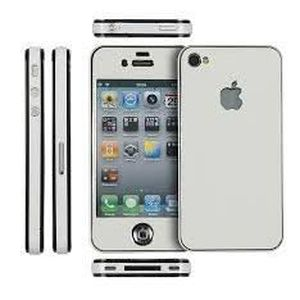 SMARTPHONE IPHONE  4S 8GO BLANC  - GSM -  TOUT OPERATEUR