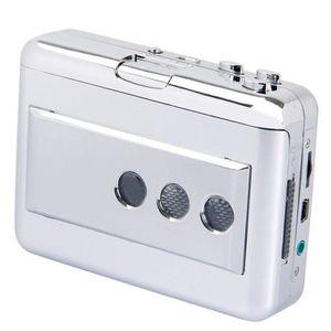 BALADEUR CD - CASSETTE Portable de Cassette audio à MP3 convertisseur ave
