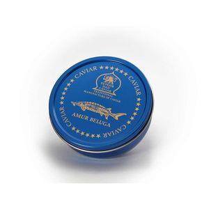 CAVIAR Caviar Beluga chinois 50g (oeufs d'esturgeon)