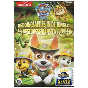 DVD DESSIN ANIMÉ Pat Patrouille 11 - Paw Patrol 11 : La Rescousse D