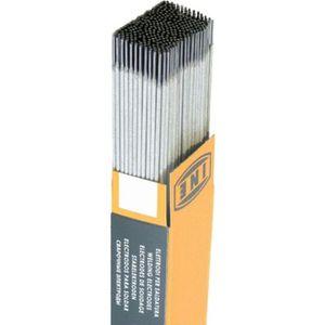 FIL DE SOUDURE INE Lot de 270 électrodes rutiles acier Ø 2,5 mm L