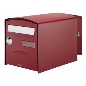 boite aux lettres resine 2 portes achat vente pas cher. Black Bedroom Furniture Sets. Home Design Ideas