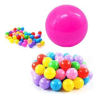 AIRE DE JEUX GONFLABLE Balles pour piscine à balles x50
