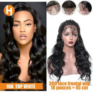 PERRUQUE - POSTICHE 360 lace frontal wig perruque bresilienne femme on