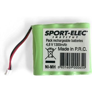 ACCESSOIRE ÉLECTROSTIM Batterie rechargeable nimh pour multisport pro Spo