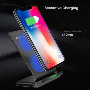CHARGEUR TÉLÉPHONE Qi Chargeur Sans Fil Samsung;Chargeur Induction iP