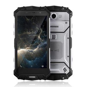 SMARTPHONE DOOGEE S60 IP68 imperméable à l'eau NFC Smartphone