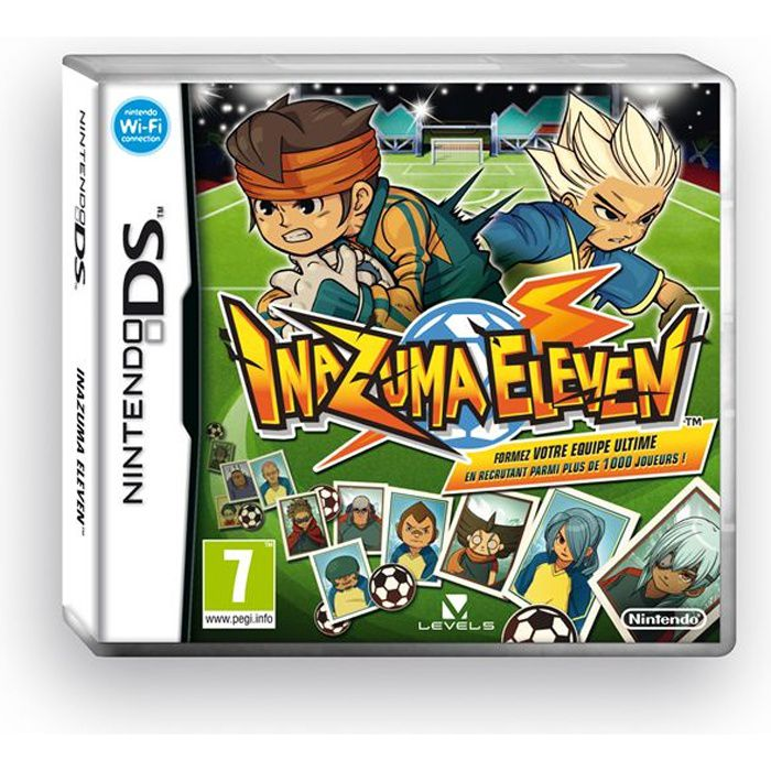 Inazuma eleven ds achat vente pas cher - Jeux de inazuma eleven go gratuit ...