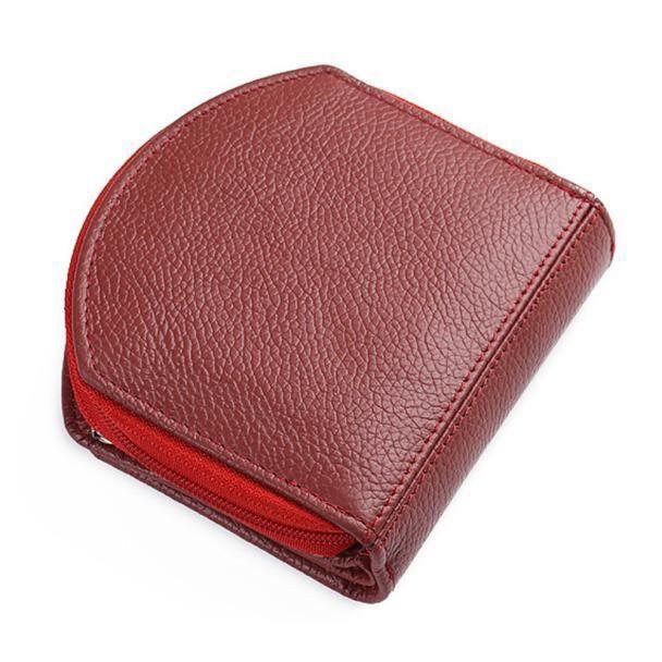 Mini Porte De Hommes monnaie Fermeture Crédit louiserr1225 Bifold Porte À Femmes billfold Glissière Cuir Id Bourse Carte qOvqRx1fw