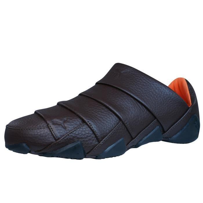 Satori Achat Puma Basket HommeBrun Cuir Vente Chaussure pzMGSqUV