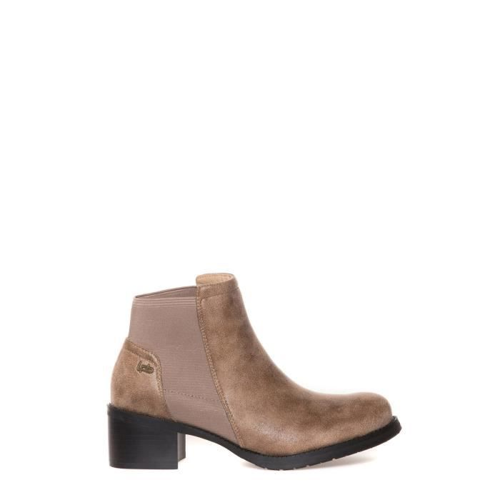 Carry Bottines Taupe Marron 2 Les P'tites Bombes Boots 4AHqxXFwOF