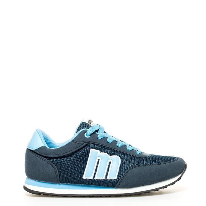 Mustang - Chaussures bleues Funner