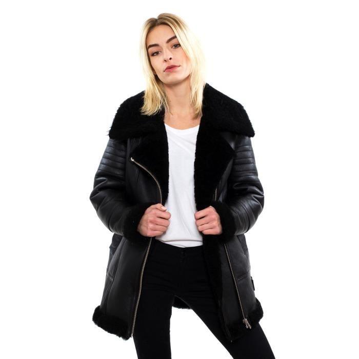 Vetement femme manteau hiver