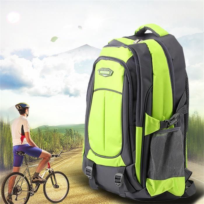 Sac à dos homme femme 38-49 L camping Sport randonnée