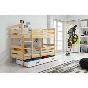 lit superpose avec barriere achat vente lit superpose avec barriere pas cher soldes d s. Black Bedroom Furniture Sets. Home Design Ideas