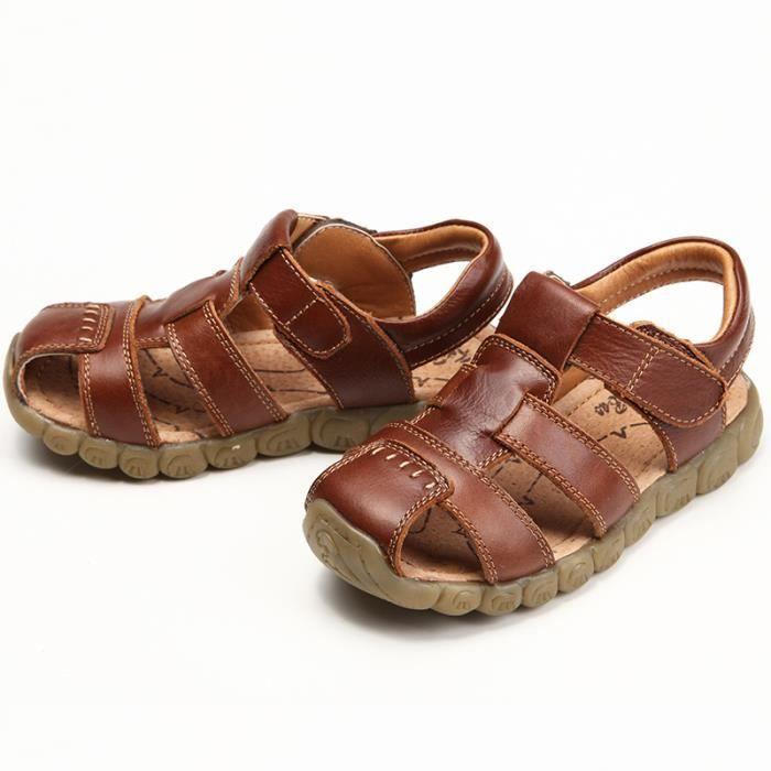 Sandales garçon chaussures basket d'été enfants...