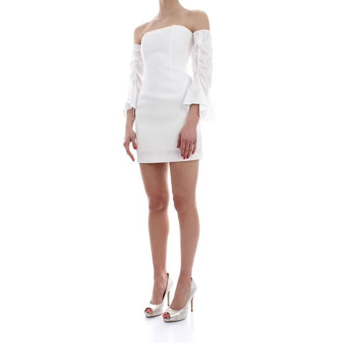 GUESS BY MARCIANO ROBE Femme Bianco