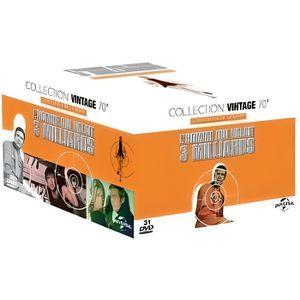 DVD SÉRIE DVD Coffret L'Homme qui valait trois milliards - L