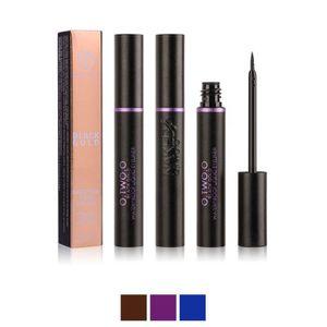 EYE-LINER - CRAYON Liquid Eyeliner Waterproof semi-permanent Colorful