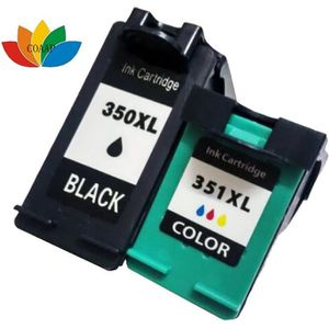 CARTOUCHE IMPRIMANTE 2 Cartouche d'encre HP 350XL 351XL compatible pour