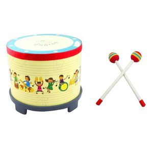 INSTRUMENT DE MUSIQUE Educational Instrument de musique Tambour tambours